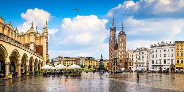 Výlet do Krakova: nové apartmány v centru města