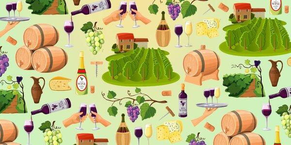 Léto s vůní vína
