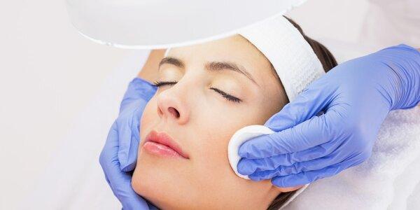 Ultrazvukové čištění pro dokonalou pleť s maskou
