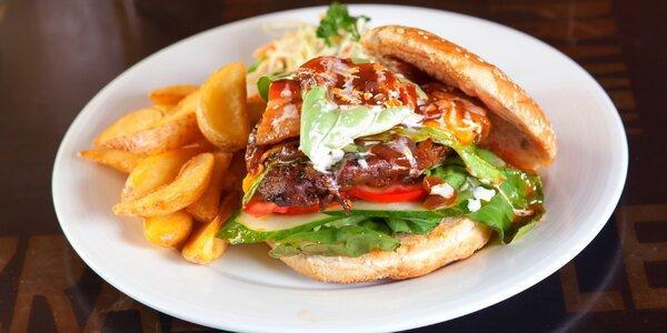 Festival burgerů: 4 skvělé druhy, i bez masa