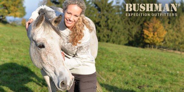 Kvalitní dámské svetry značky Bushman