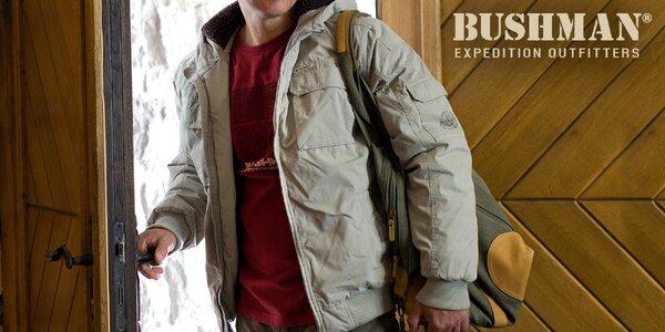 Pánské bundy Bushman na toulky městem i přírodou