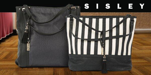 Nadčasové dámské kabelky značky Sisley