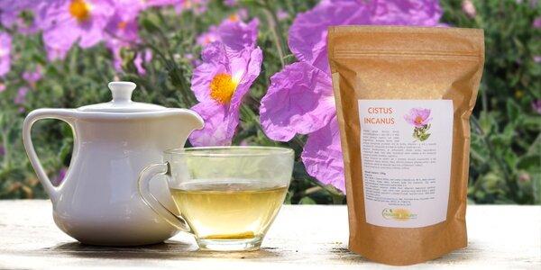 Bylinný čaj Cistus Incanus