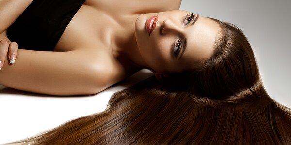 Keratinová péče pro regeneraci vašich vlasů