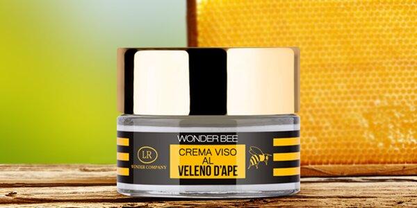 Přírodní botox: pleťový krém se včelím jedem