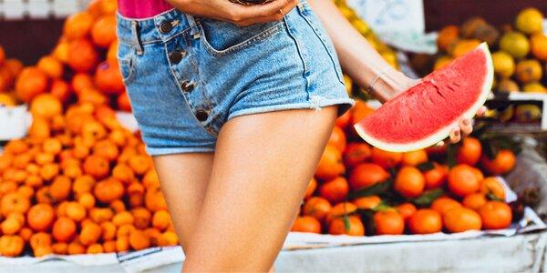 Tělový zábal na oblasti břicha, boků, stehen a hýždí