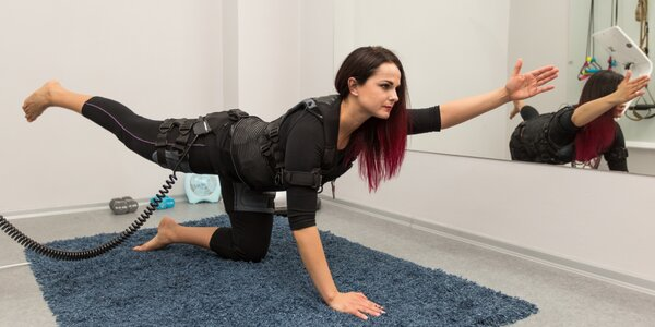 Speciální trénink: stimulace svalů elektřinou