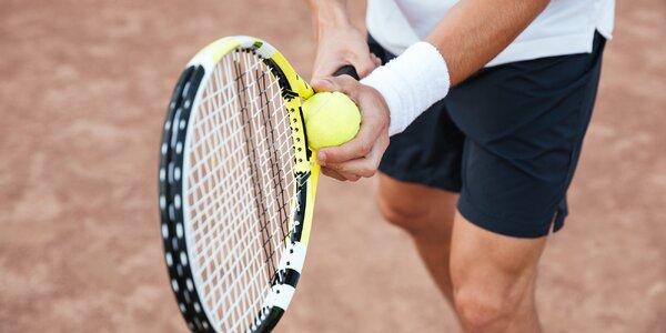 Pronájem venkovního tenisového kurtu