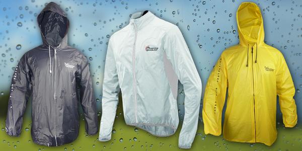 Pláštěnky a ponča HAVEN na procházky v dešti