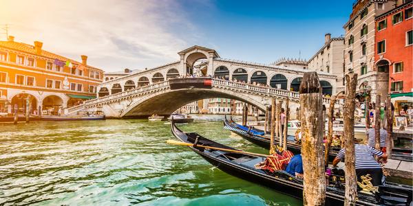 Benátky, Verona a Lago di Garda na 1 noc