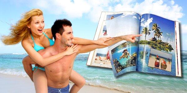 Fotokniha s pevnou šitou vazbou - 72 stran