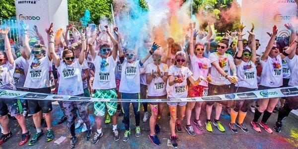 Barvám Neutečeš: běh plný barev v Plzni