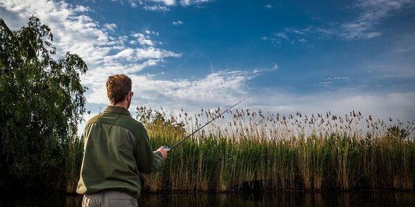 4hodinový kurz rybaření v Českém ráji u hradu Kost