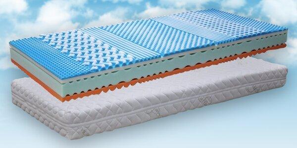 Matrace Tropico Soft Sleep® s paměťovou pěnou