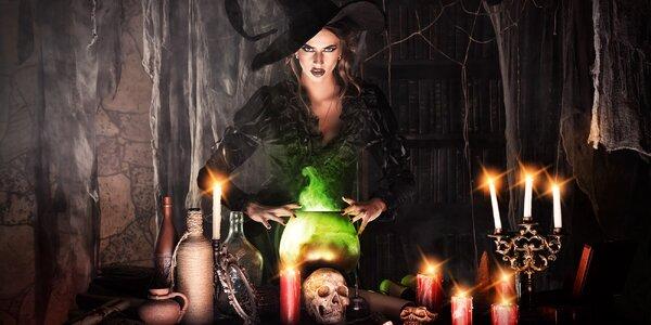 Děsivá čarodějnická únikovka až pro 4 hráče