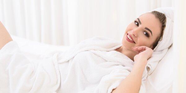 Lázeňská procedura: Suchá uhličitá koupel