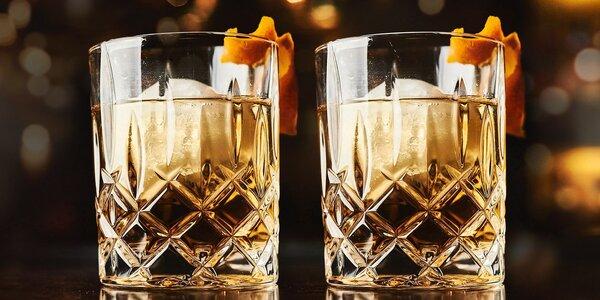 1 či 2 koktejly dle výběru v romantickém clubu