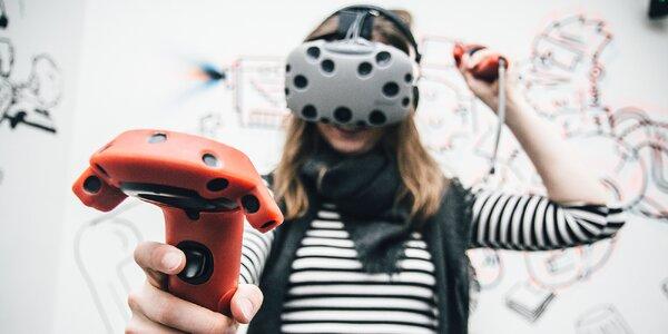 Hodina ve Virtuálním pokojíčku až pro 3 osoby