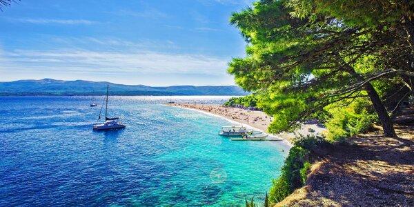 Chorvatský ostrov Vir: 8 dní ve vile s bazénem