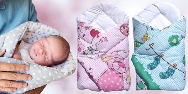 Rychlozavinovačka pro miminka