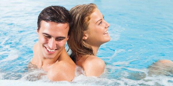 Romantika na Vysočině: sauna a vířivka či workshop