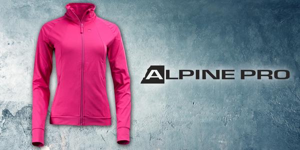 Dámská sportovní mikina Alpine Pro