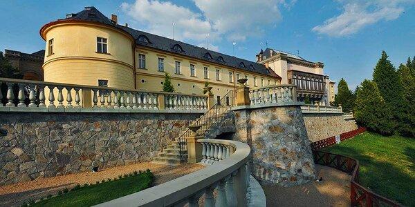 Pohádkový pobyt v Chateau Zbiroh s wellness