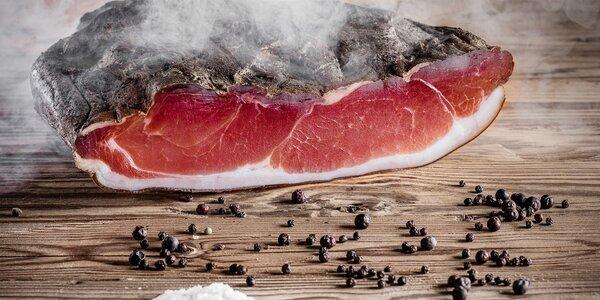Tyrolský špek od rodinného výrobce Trockner