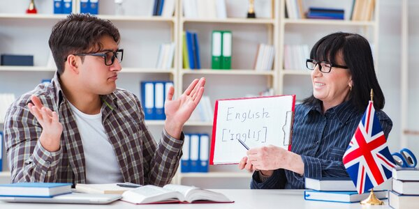 Semestr angličtiny s lektorkou se 17letou praxí