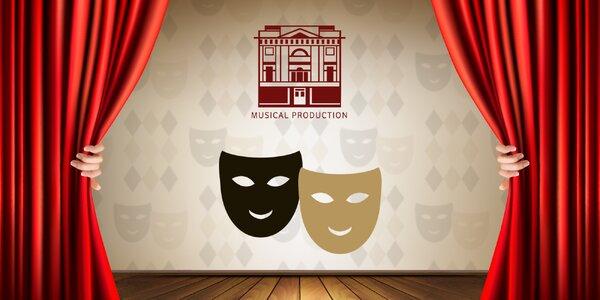 Divadlo Hybernia: 30% sleva na muzikál pro dva