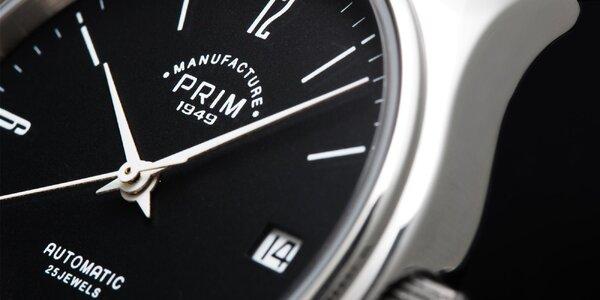 Luxusní hodinky Prim Linea 40 s individualizací
