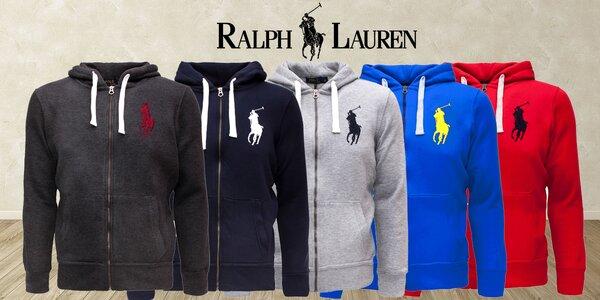 Luxusní pánské mikiny od Ralpha Laurena