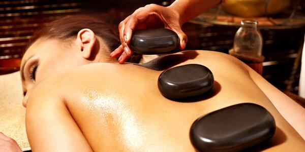 Báječná relaxace s hodinovou masáží dle výběru