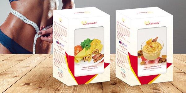 17denní proteinová dieta KETOAKTIV®
