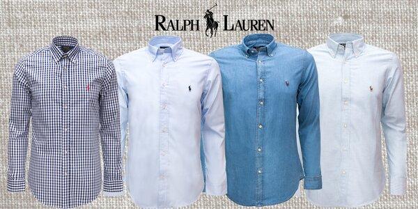 Pohodlné pánské košile od Ralpha Laurena