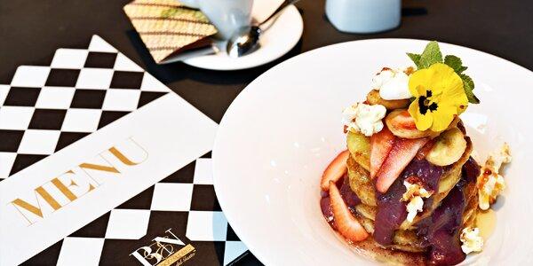Báječná snídaně v sladké či slané variantě