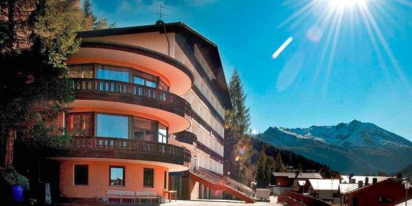 Prima lyžařský pobyt v rakouském Bad Gasteinu