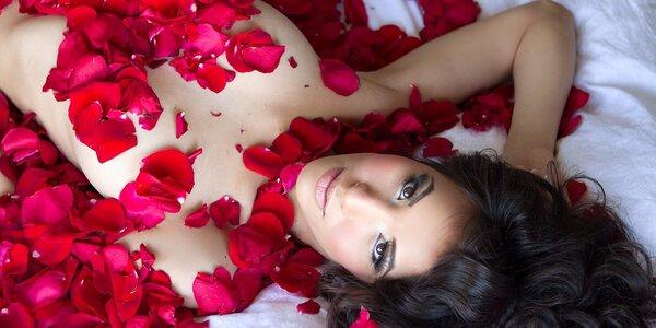 Smyslná tantrická masáž v délce 90 až 120 minut