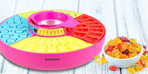 Sweetoo: vyrobte si doma gumové medvídky