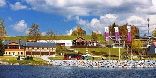 Námořnický penzion na Lipně s novým wellness