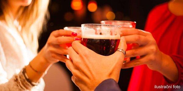 2 drinky na Žižkově: Gin&Tonik a Havana&Coke