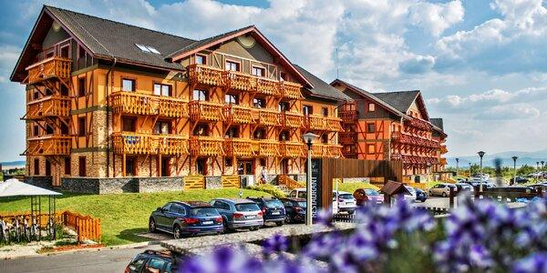 Tři dny v krásném horském resortu u Popradu