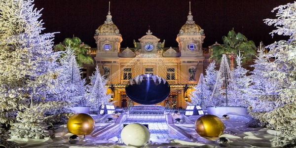 Adventní výlet do Monaka: autobusem s průvodcem