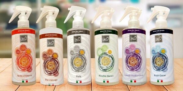 Provoňte svůj domov: parfémy na prádlo a textil