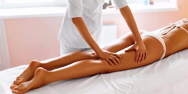 30 nebo 60 minut relaxace při skořicové masáži