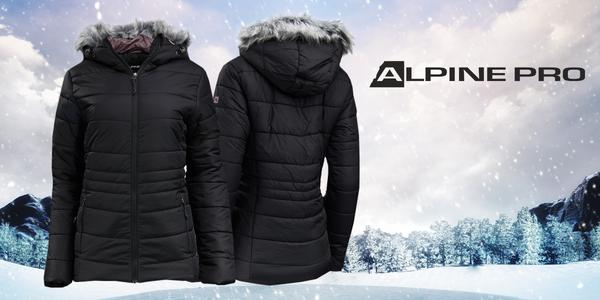 Dámská zimní bunda Alpine Pro