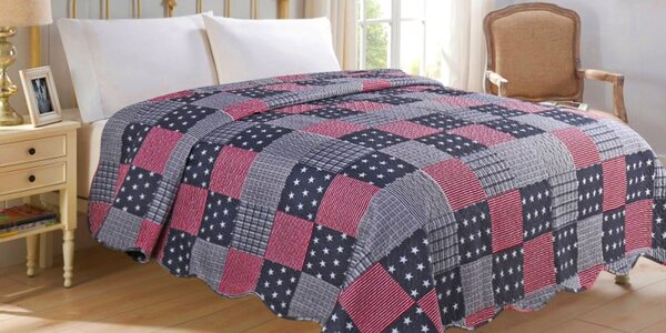 Přehoz přes postel: jednolůžko nebo dvoulůžko