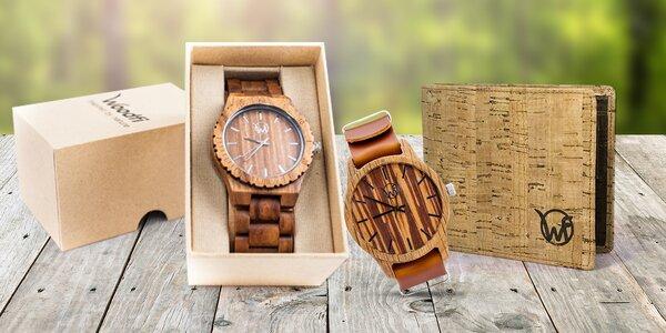 Stylové dřevěné doplňky pro vyladěný outfit