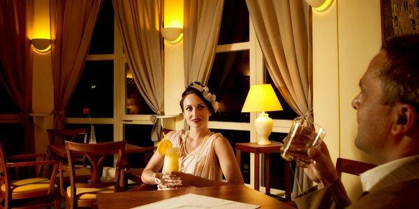 Romance v Orlických horách: gastronomie i wellness